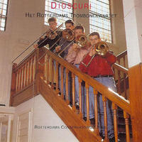 "★item037 ロッテルダム・トロンボーン・カルテット CD ""ディオスクーリ"" (1994)"
