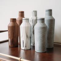 【デザインと機能を両立】スマートに持ち歩ける保冷保温ボトル(大)