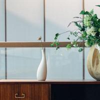 【花のある暮らし】デンマークの一輪挿し花瓶