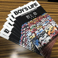 """BOYS'S LIFE GENERATION"" No.00 「野上稔・作品集」"