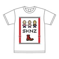 SKNZ Tシャツ