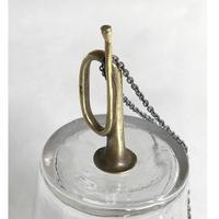 RAPPA CHARM(brass)