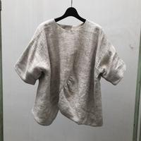リネン千鳥・プルオーバー(no.118)