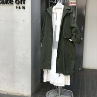 Jumper  coat 〔no.315〕(black再入荷)