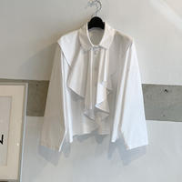 Cotton Broad【デザインブラウス】