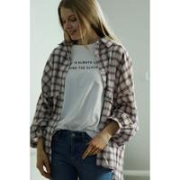 ビックシルエットシャツ(3810002)