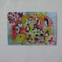 CD付き絵本「Tyran(ティラン)」グッズ ティランの島ポストカード