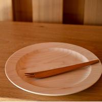 木のフォーク(木工房 結)