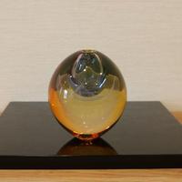 月虹#2(ガラス花瓶)
