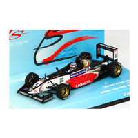 TS Collection No.9 - Dallara Mugen F301 - Signed Version