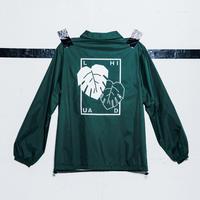 Coach jacket (Monstera)