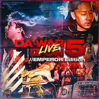 EMPEROR - [DA WAR IZ ON 5 LIVE -EMPEROR EDITION]  エンペラーロゴマグネット付