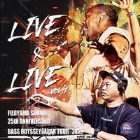 FUJIYAMA - [LIVE & LIVE VOL.4 ]