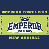 EMPEROR TOWEL 2019