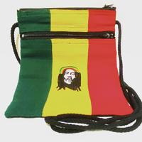 ジャマイカ輸入品🇯🇲ボブ・マーリー ショルダーバッグ