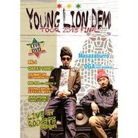 JAH WORKS & MASAZABURRO -【YOUNG LION DEM TOUR 2015  FINAL LIVE DVD】
