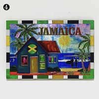 ジャマイカ輸入品🇯🇲マグネット- [横向き5種類]