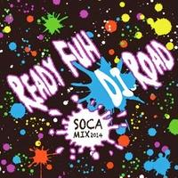 SKY GREEN -【READY FUH DI ROAD-SOCA MIX 2014】