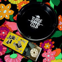 TURTLE MAN's CLUB -【灰皿&マッチ箱入りお香セット※超特典おまけCD】
