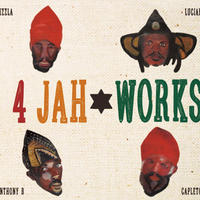 JAH WORKS -【4 JAH WORKS  DUB PLATE COLLECTION】