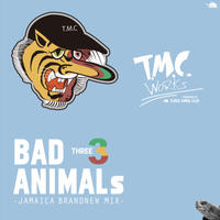 TURTLE MAN's CLUB -【BAD ANIMALS 3 - BRAND NEW DANCEHALL MIX-】