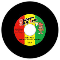 MIGHTY JAMROCK -【レコード- 我儘二神憑ル / RISE AGAIN】