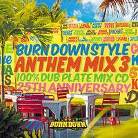 BURN DOWN -【BURN DOWN STYLE ANTHEM MIX   Vol.3】予約