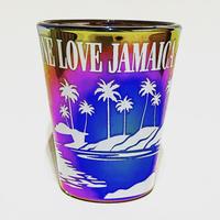 ジャマイカ輸入品🇯🇲ショットグラス