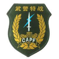 中国人民武装警察 武警特戦 部隊章