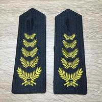 中国人2011式セキュリティ保安資格肩章 高級保安師
