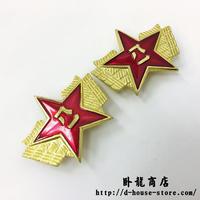 中国人民解放軍 空軍87式制服用襟章
