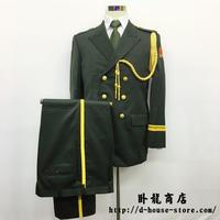 【07式陸軍軍官】中国人民解放軍 礼服上下5点セット