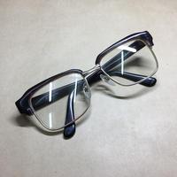 中国70年代 幹部用メガネ 官給品