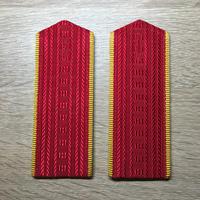 【コレクター商品】中国人民解放軍87式 学員 制服専用肩章