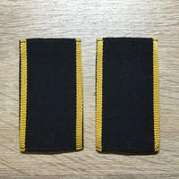 【コレクター商品】中国人民解放軍87式 海軍 学員 筒式肩章