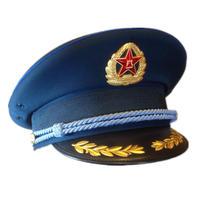 中国人民解放軍07式制帽 空軍軍官(帽章付き)