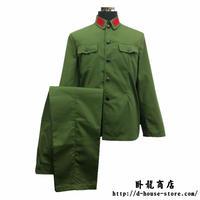 中国人民解放軍78式兵士用軍服 実物工場復刻品
