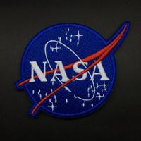 NASA ベルクロワッペン