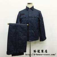 中国人民解放軍 07式 海軍作業服上下セット
