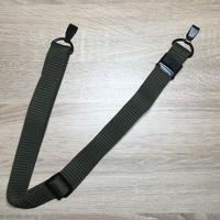【実物】95式&97式自動歩銃用スリング(緑)