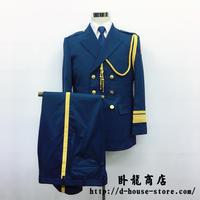 中国人民解放軍 07式空軍軍官礼服 上下5点セット