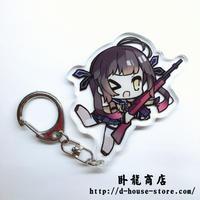 【少女前線】M14  擬人キャラクター キーホルダー