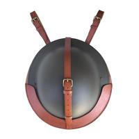 【イギリス・英国】 MK2ヘルメット用革製カバー 複製品 装備
