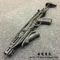 【メーカー直輸入特売】 実物新品QSZ92式拳銃用カービンキット グリップ付き