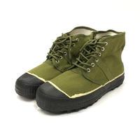 【黒底】工兵靴ハイカットタイプ 人民靴
