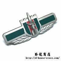 中国人民解放軍07式制服用金属胸章 第二砲兵