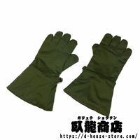 【87式】中国人民解放軍 寒区防寒手袋 兎毛