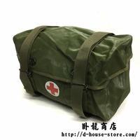 中国人民解放軍 文革期間 医療隊兵士携行バック