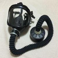 中国人民解放軍 ミサイル推進剤二級防毒マスク  専用バック&説明書付きセット