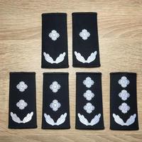 中国人民公安警察99式 筒式肩章 警監クラス